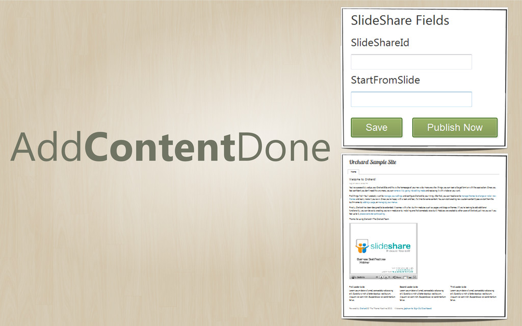 AddContentDone
