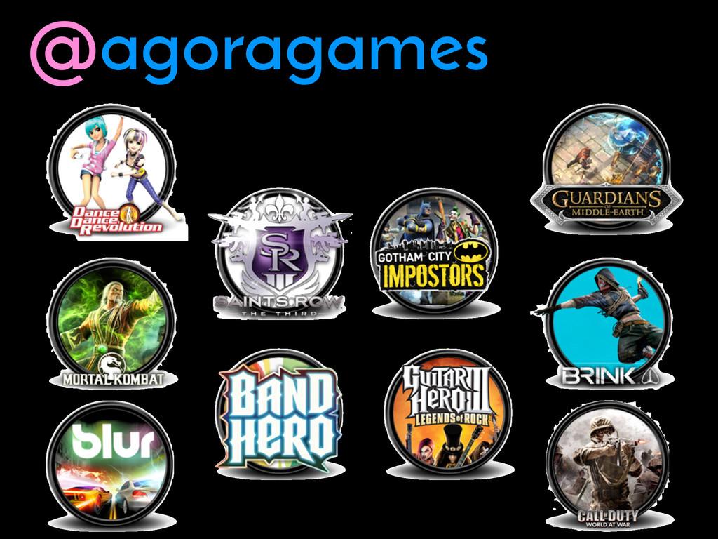 @agoragames