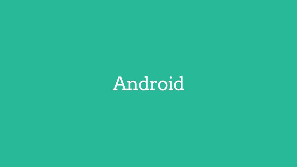 Android Flutter Flutter
