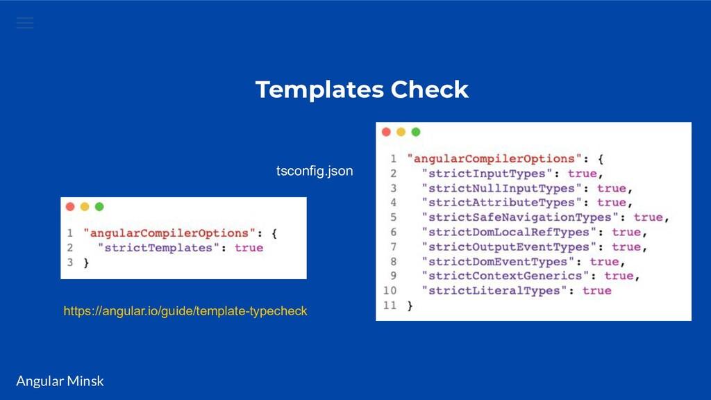 Angular Minsk Templates Check  https://angular....