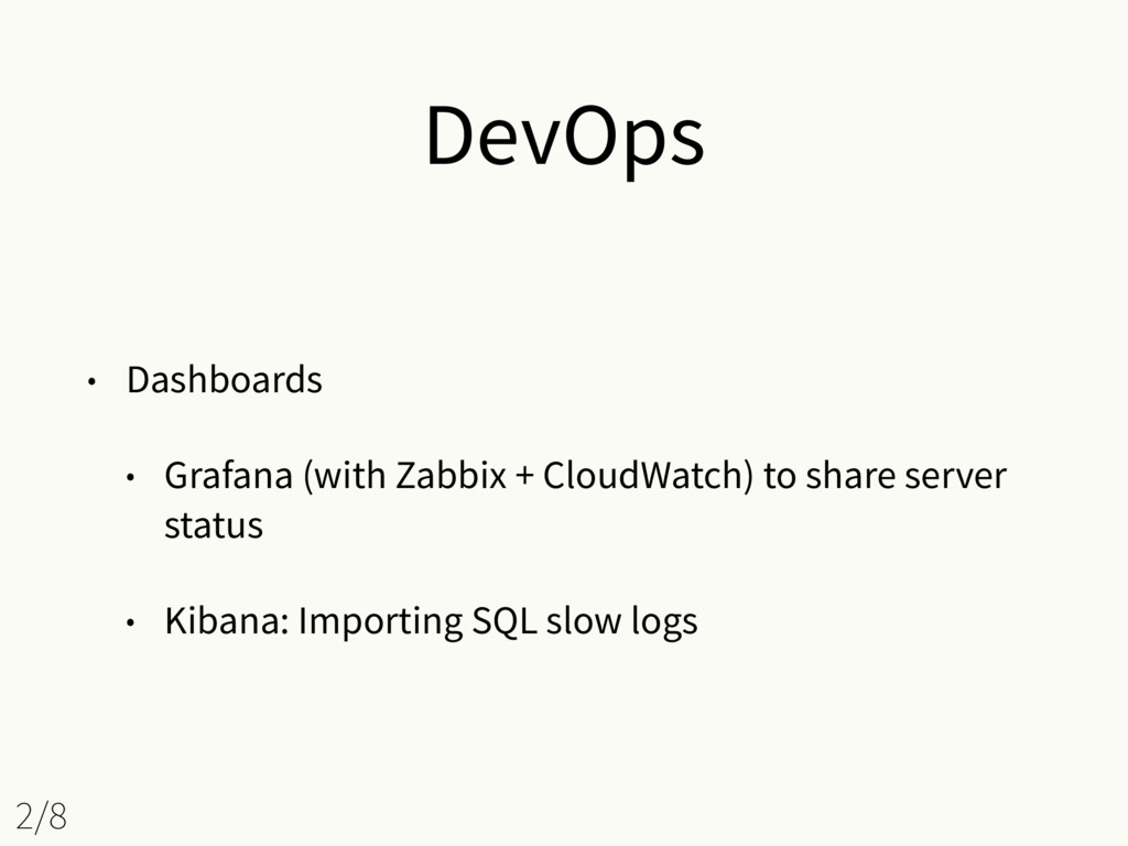 DevOps • Dashboards • Grafana (with Zabbix + Cl...