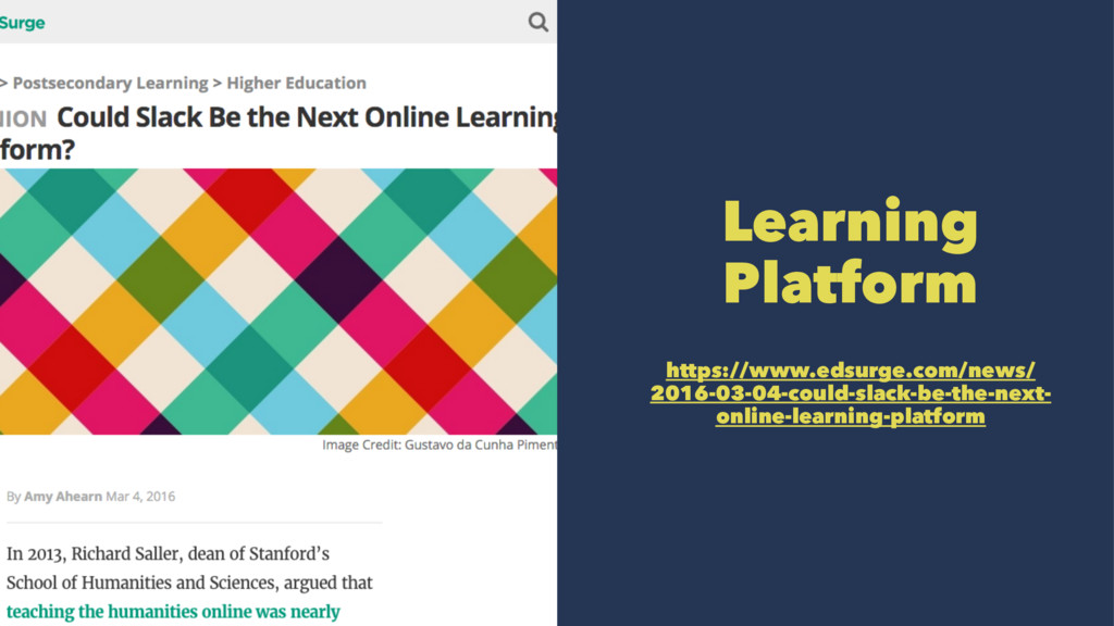 Learning Platform https://www.edsurge.com/news/...