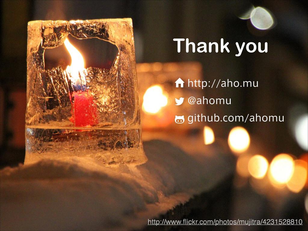 Thank you IUUQBIPNV !BIPNV HJUIVCD...