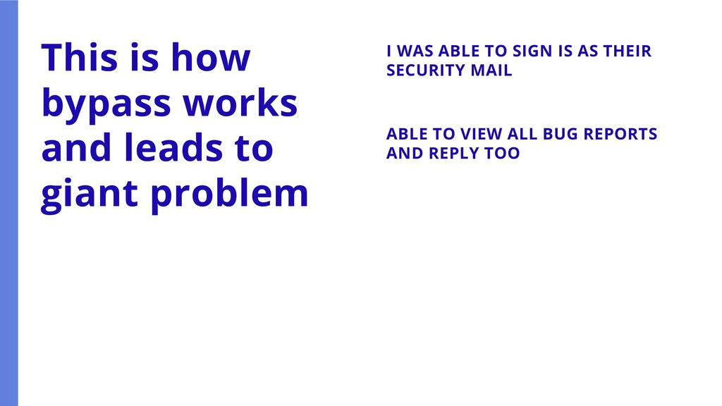 I WAS ABLE TO SIGN IS AS THEIR SECURITY MAIL AB...