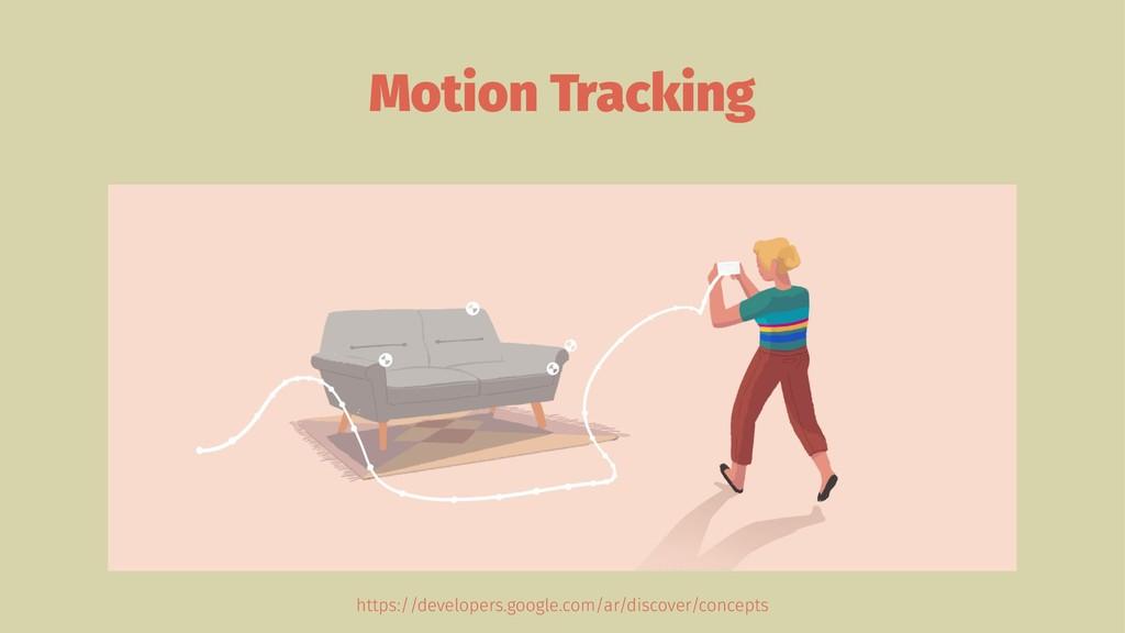 Motion Tracking https://developers.google.com/a...