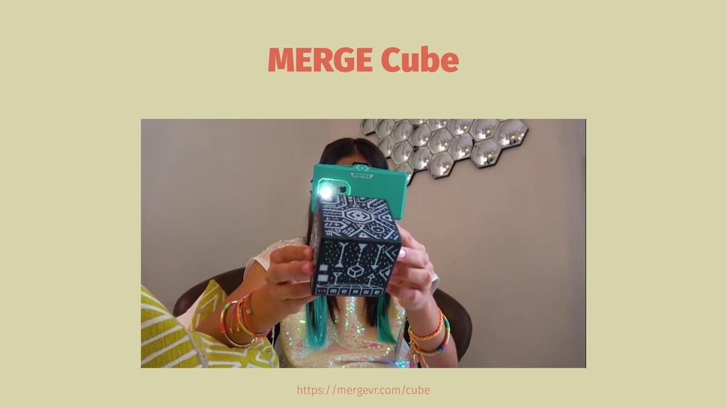 MERGE Cube https://mergevr.com/cube