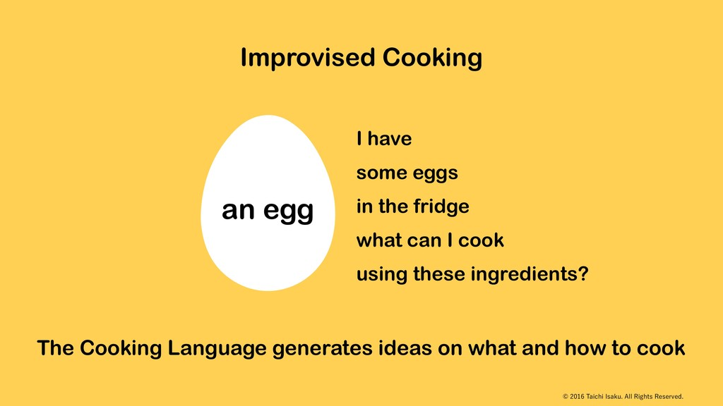 I have some eggs in the fridge what can I cook ...
