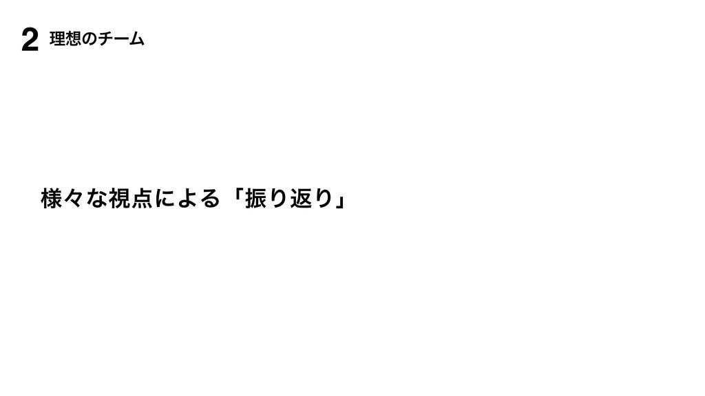 ༷ʑͳࢹʹΑΔʮৼΓฦΓʯ ཧͷνʔϜ 2