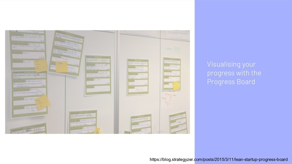 Visualising your progress with the Progress Boa...