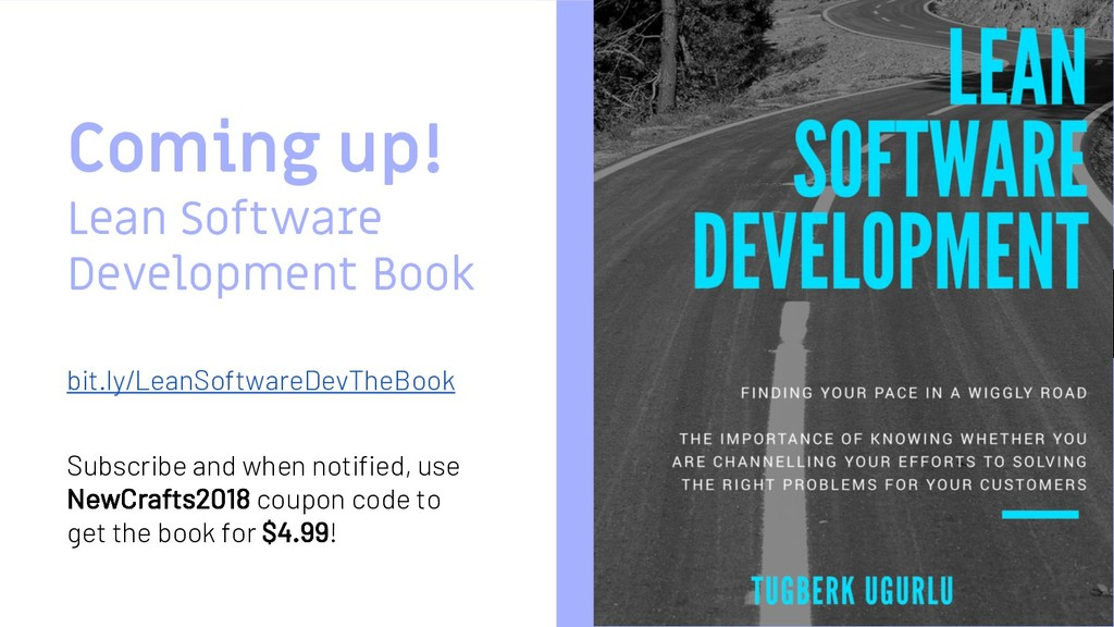 Coming up! Lean Software Development Book bit.l...