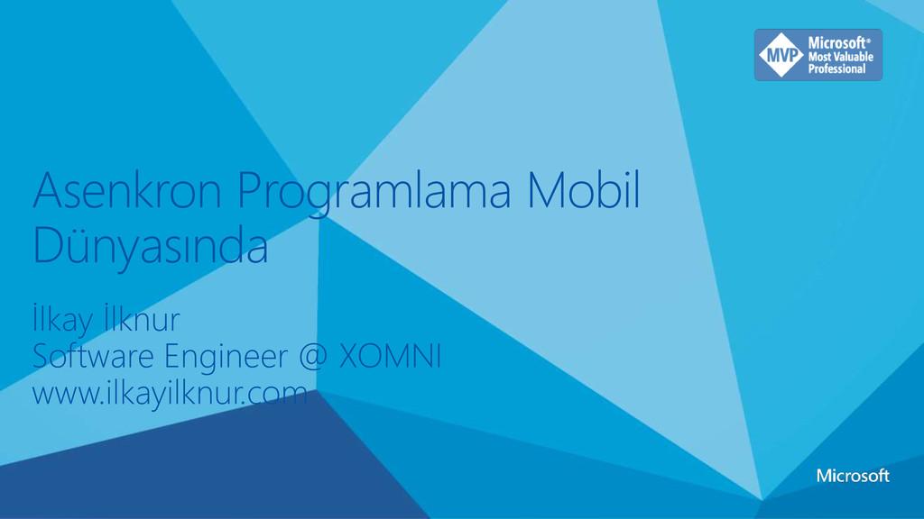 İlkay İlknur Software Engineer @ XOMNI www.ilka...