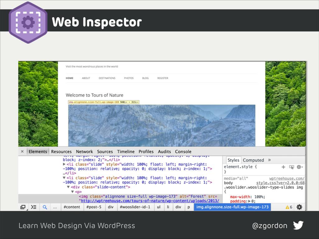 Learn Web Design Via WordPress @zgordon Web Ins...