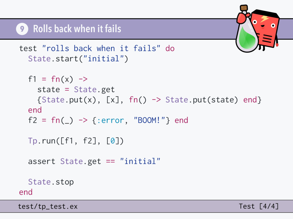 Rolls back when it fails 9 test/tp_test.ex Test...