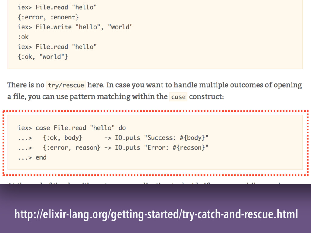 http://elixir-lang.org/getting-started/try-catc...