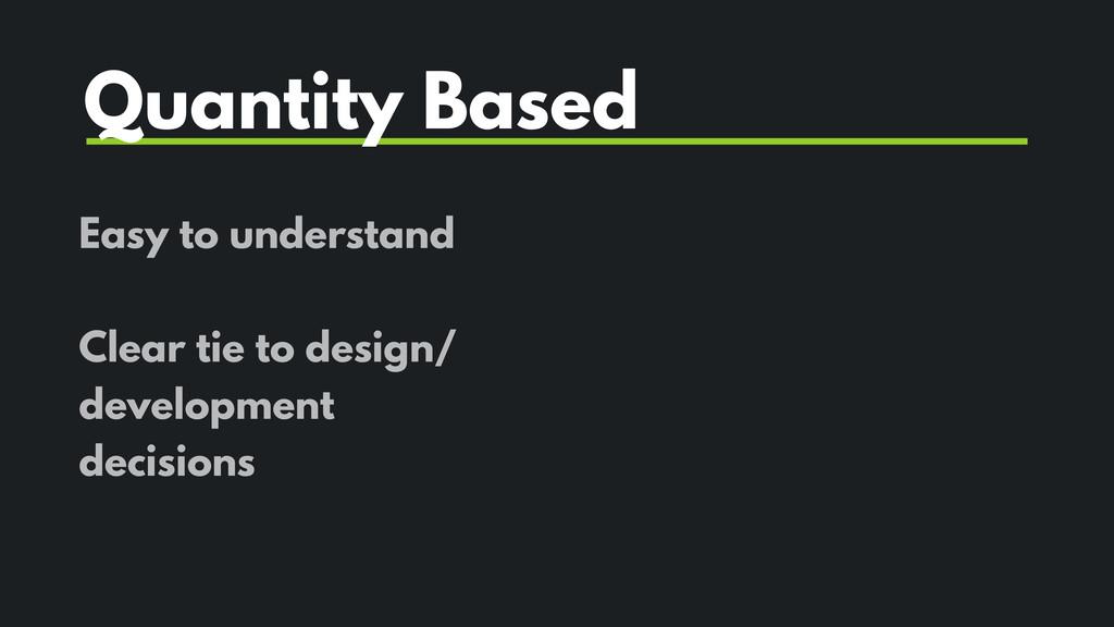 Easy to understand Clear tie to design/ develop...