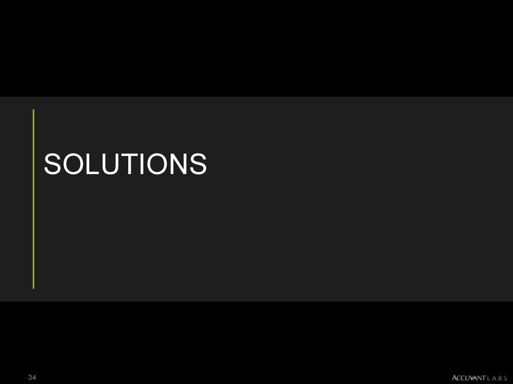 SOLUTIONS 34