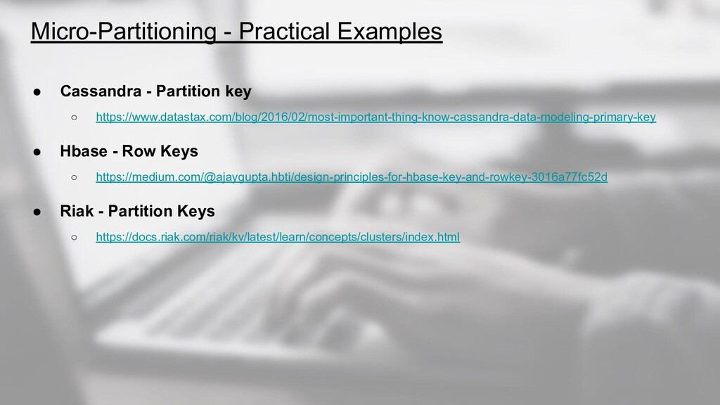 Micro-Partitioning - Practical Examples ● Cassa...