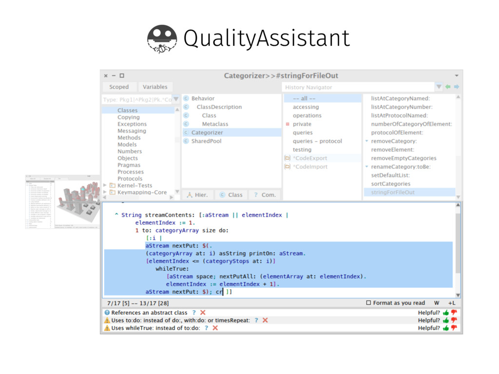 QualityAssistant