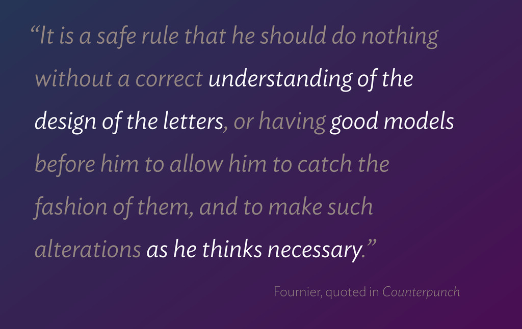 """""""It is a safe rule that he should do nothing  ..."""