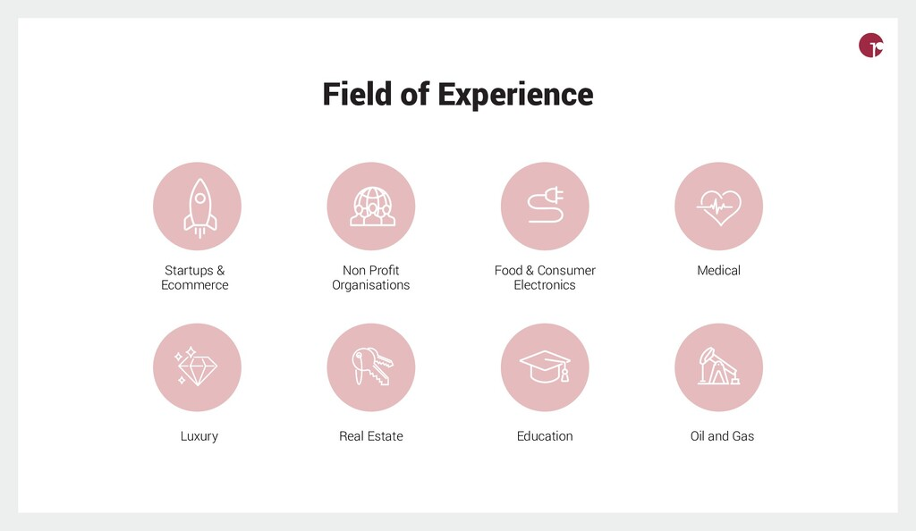 Field of Experience Startups & Ecommerce Non Pr...