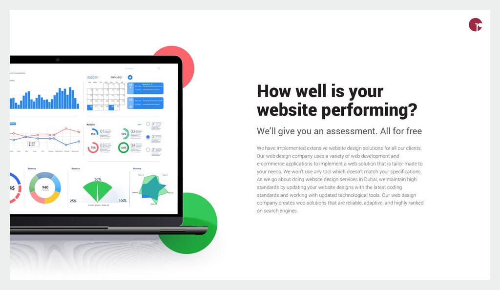 How well is your website performing? We'll give...