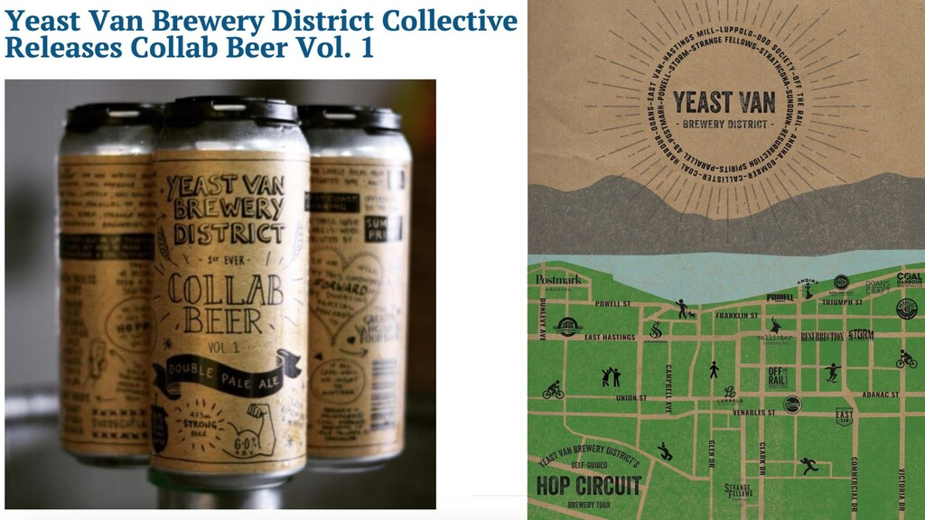 Yeast Van Brewery District Attraction Strategie...