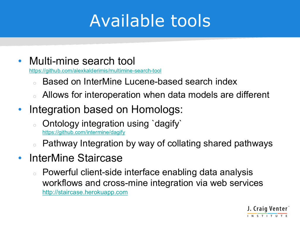 Available tools • Multi-mine search tool https:...