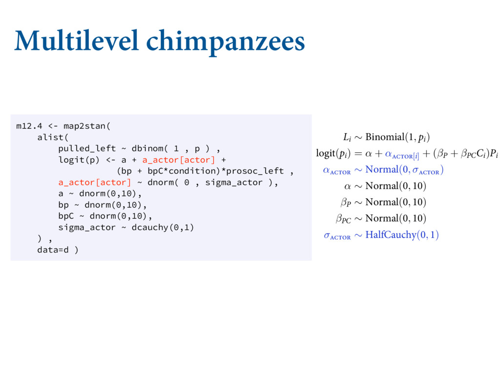 Multilevel chimpanzees  .VMUJMFWFM DIJNQ...