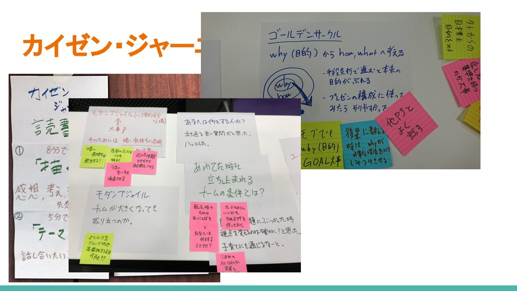 カイゼン・ジャーニー読書会、開催!