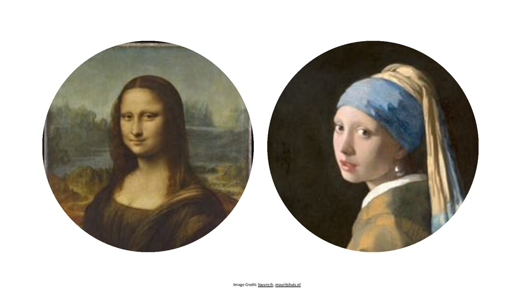 Image Credit: louvre.fr, mauritshuis.nl