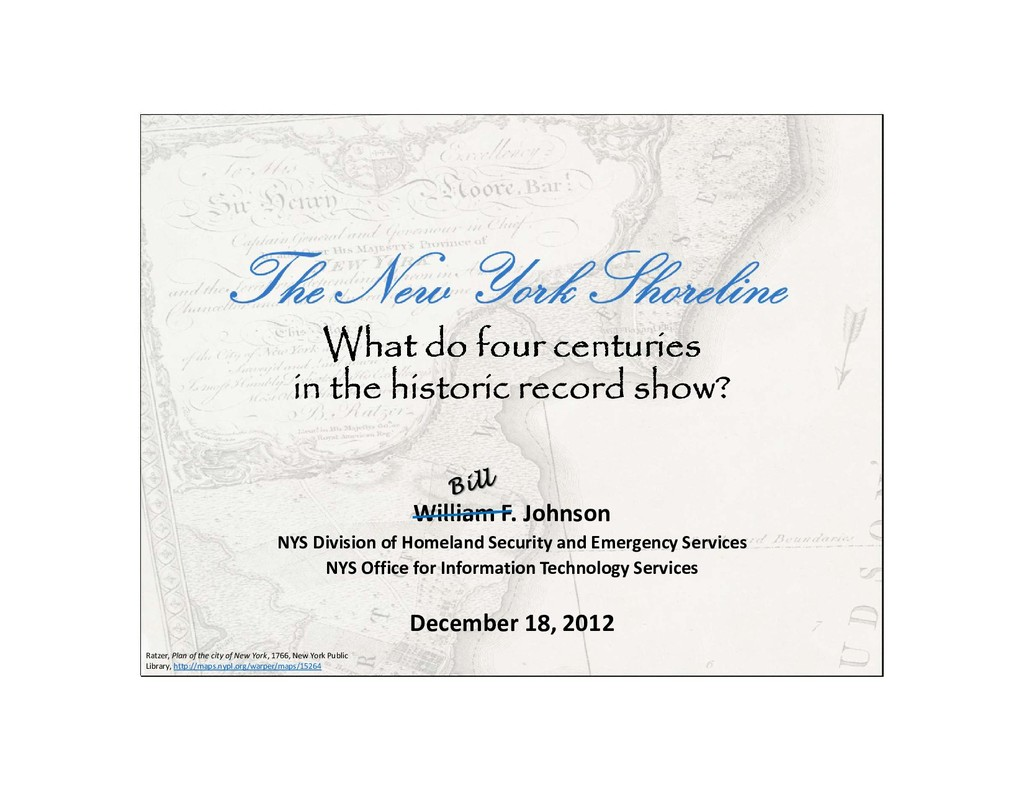 What do four centuries in the historic record s...