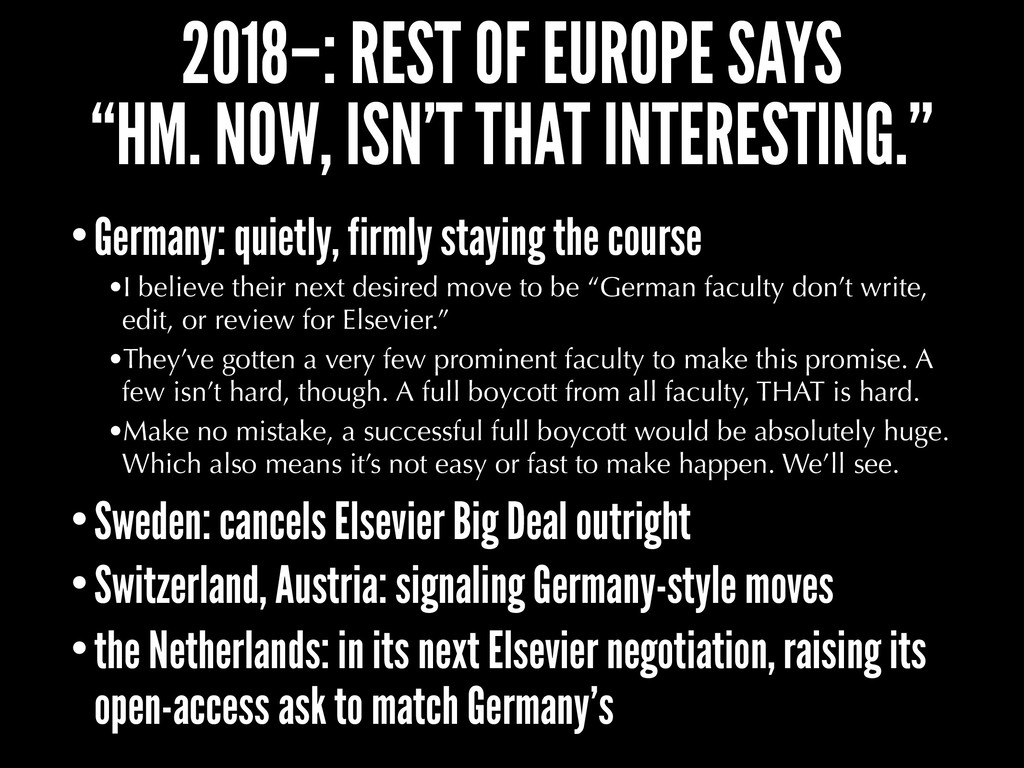 """2018–: REST OF EUROPE SAYS """"HM. NOW, ISN'T THAT..."""