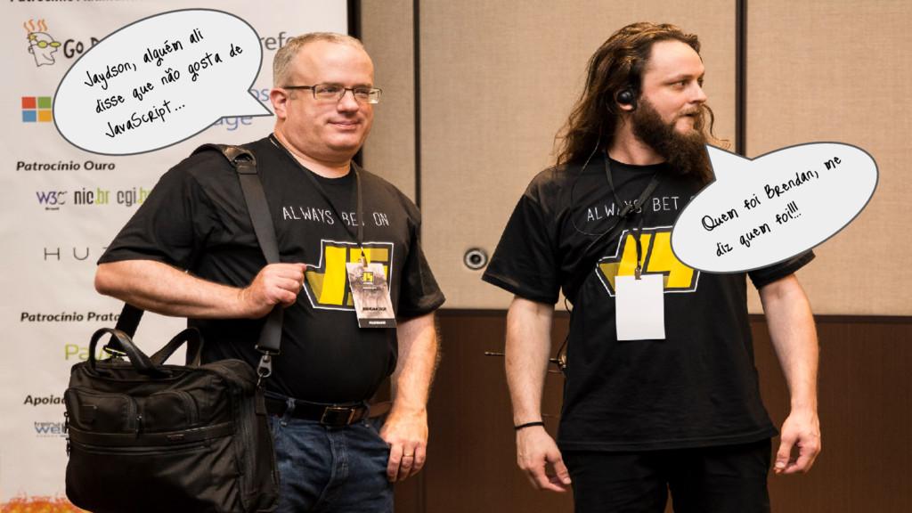 Jaydson, alguém ali disse que não gosta de Java...