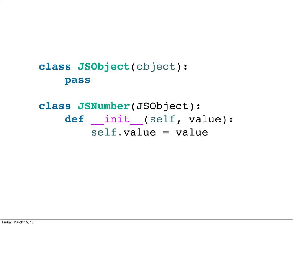 class JSObject(object): pass class JSNumber(JSO...