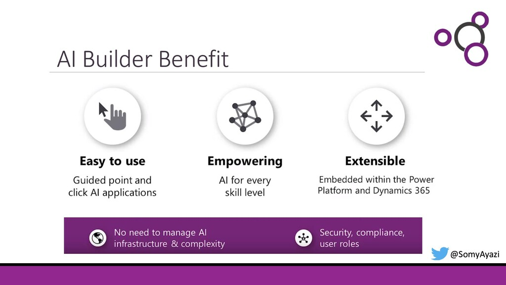 AI Builder Benefit @SomyAyazi