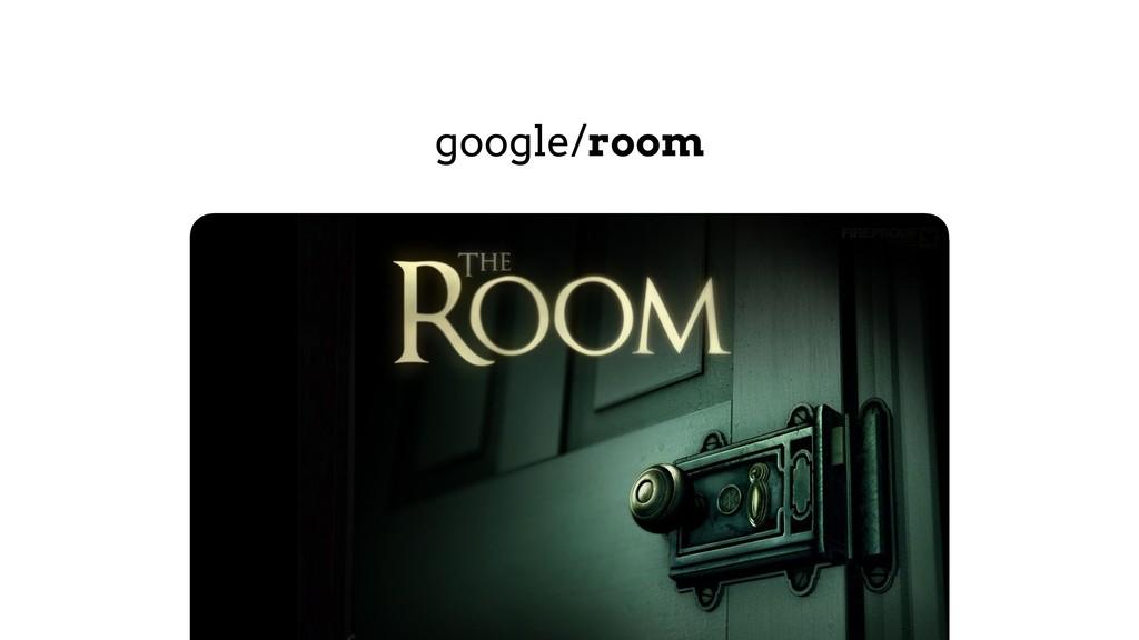 google/room