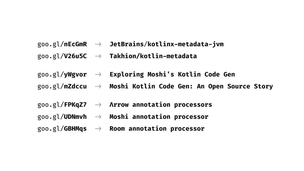 goo.gl/nEcGmR -> JetBrains/kotlinx-metadata-jvm...