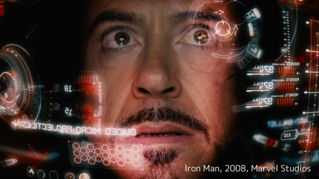 Iron Man, 2008, Marvel Studios