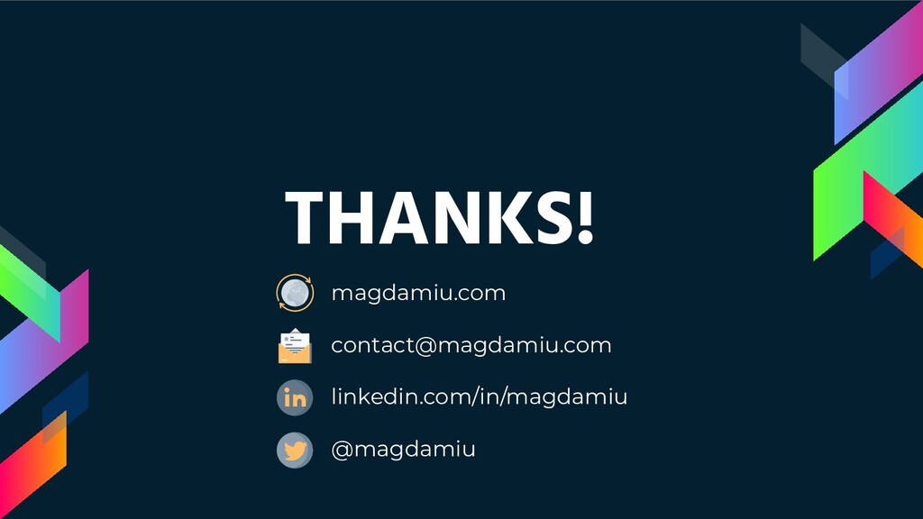 THANKS! magdamiu.com contact@magdamiu.com linke...