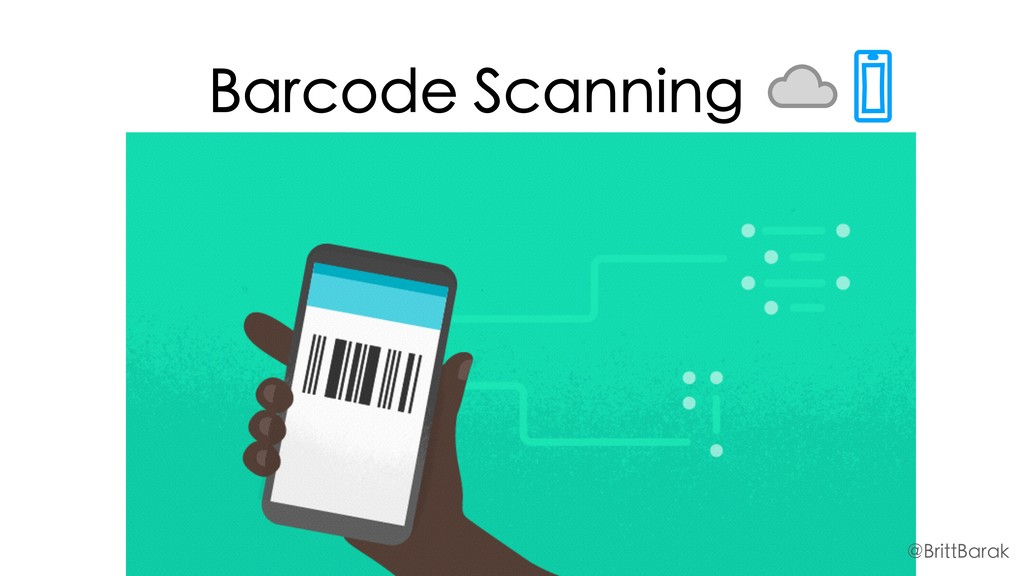 Barcode Scanning @BrittBarak