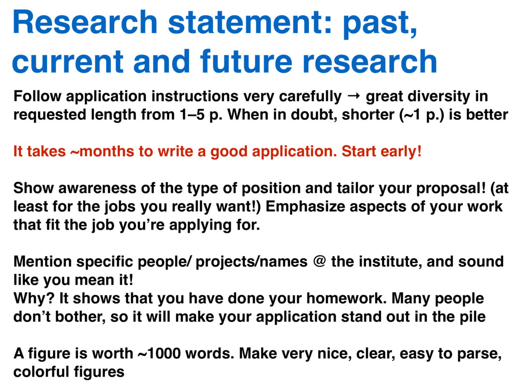 Research statement: past, current and future re...