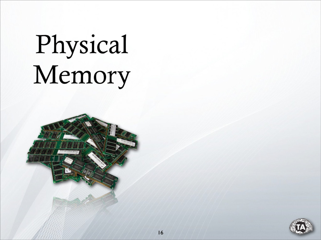 16 Physical Memory