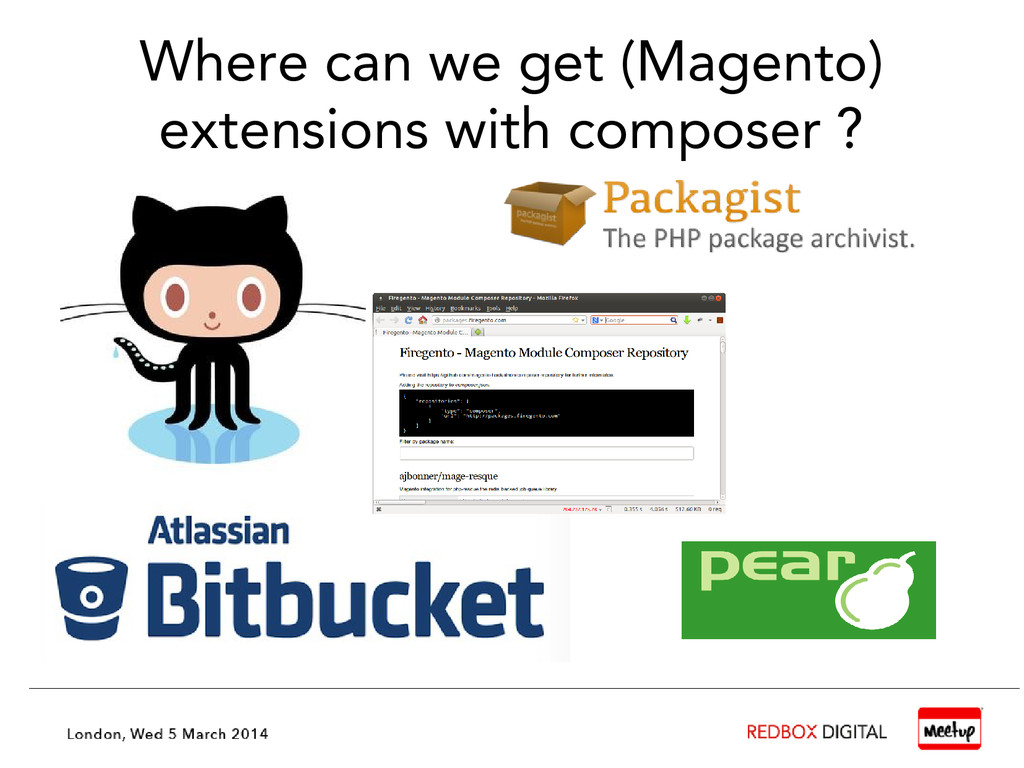 Where can we get (Magento) extensions with comp...