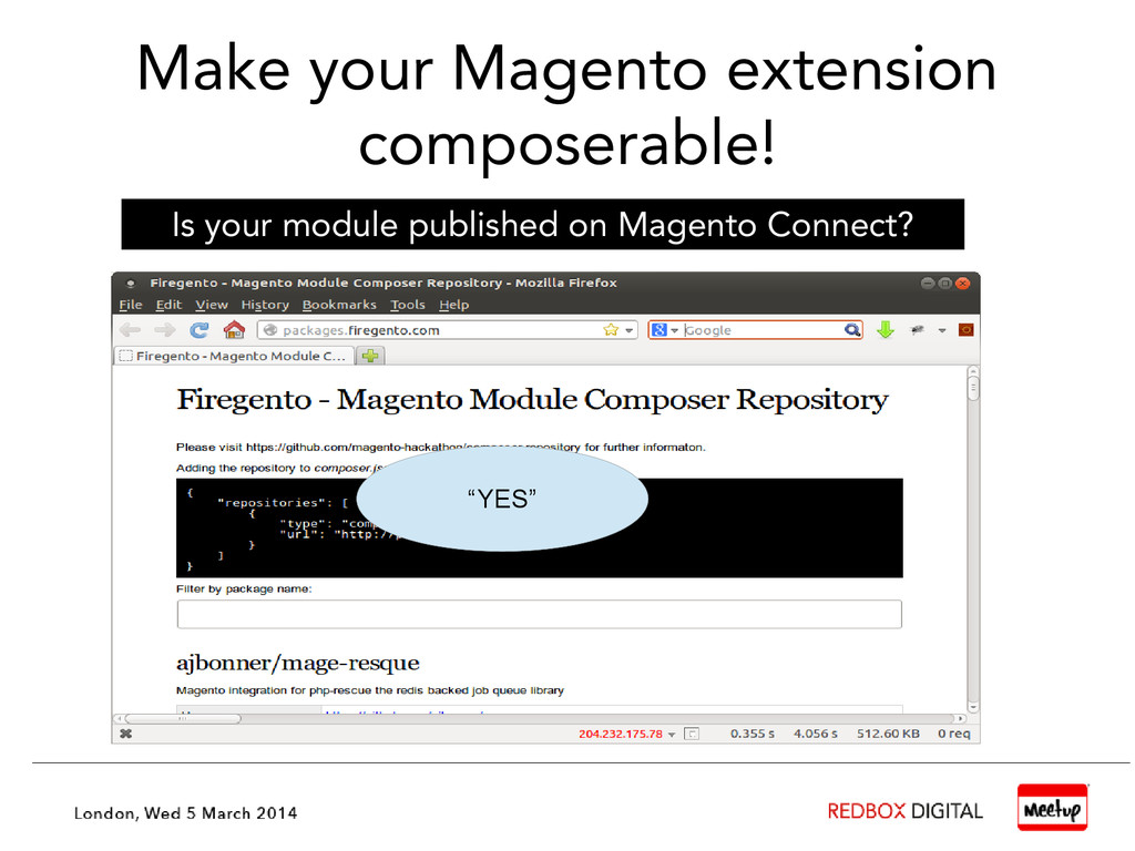 Make your Magento extension composerable! Is yo...