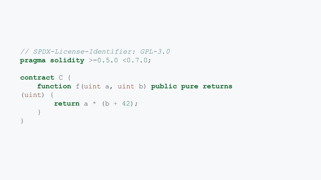 // SPDX-License-Identifier: GPL-3.0 pragma soli...