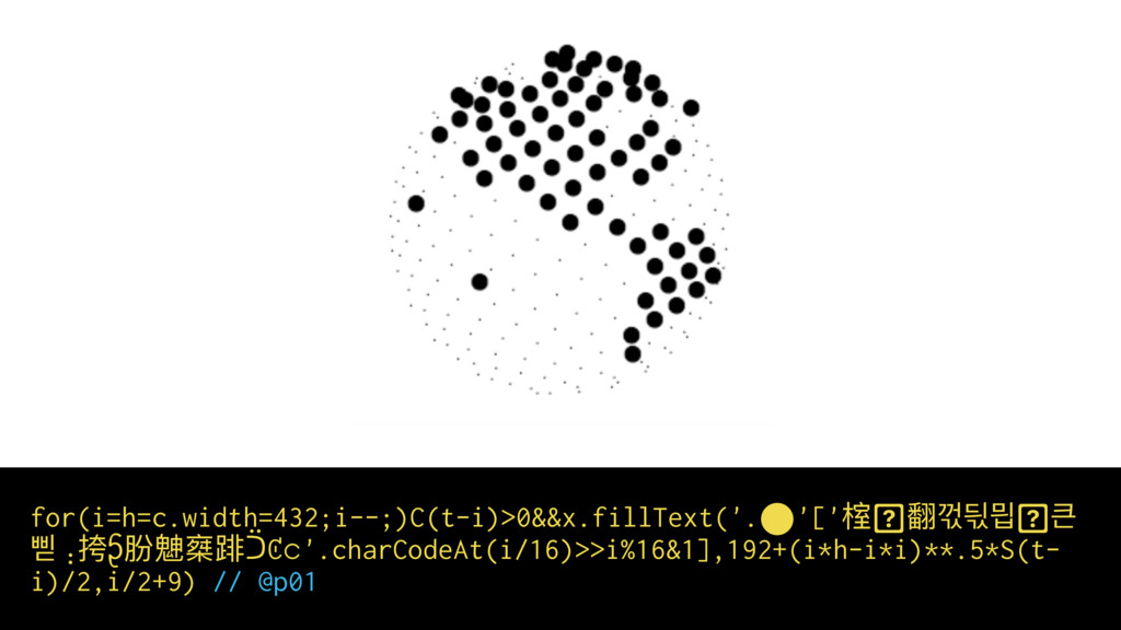 for(i=h=c.width=432;i--;)C(t-i)>0&&x.fillText('...
