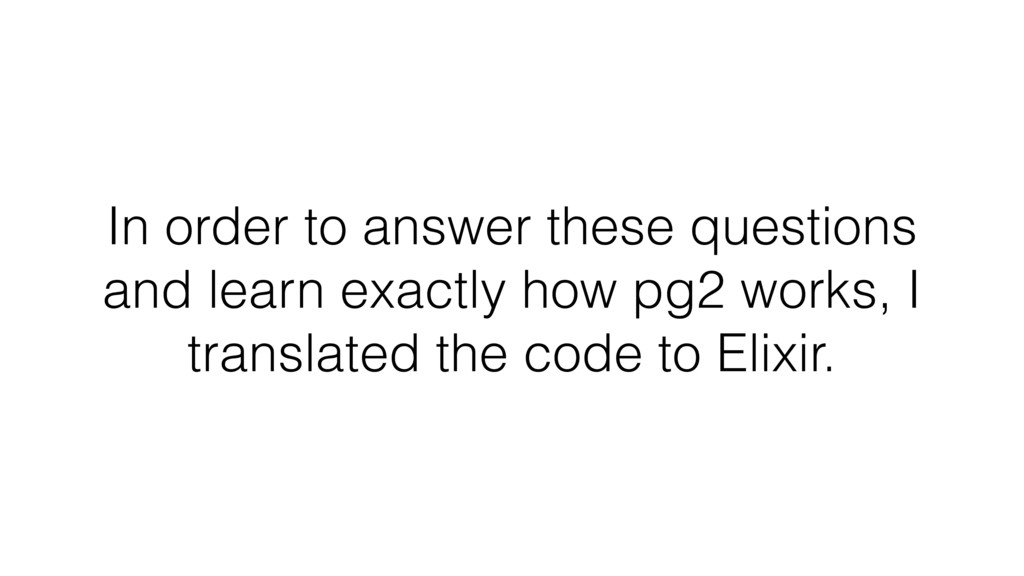 In order to answer these questions and learn ex...