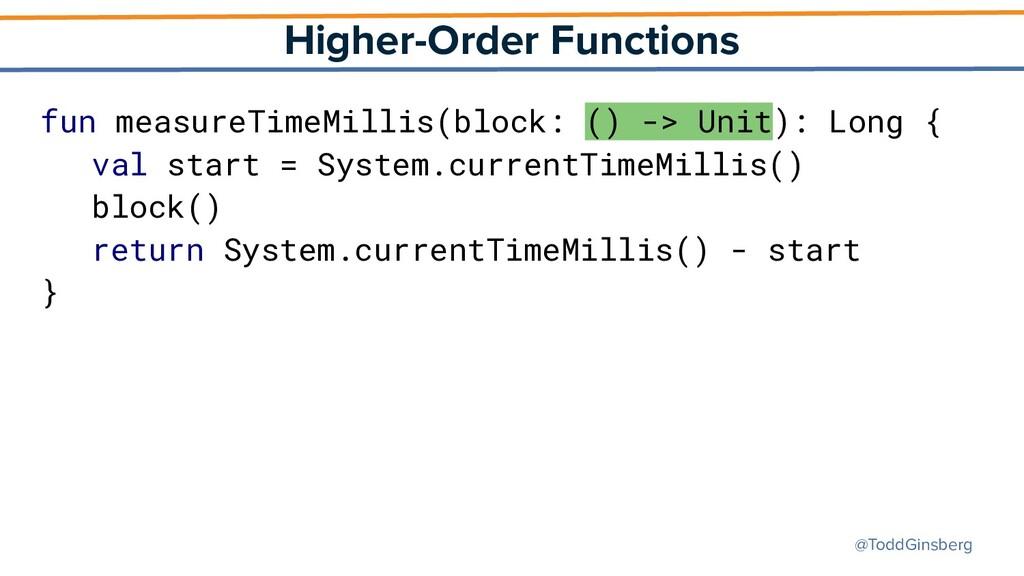 @ToddGinsberg Higher-Order Functions fun measur...