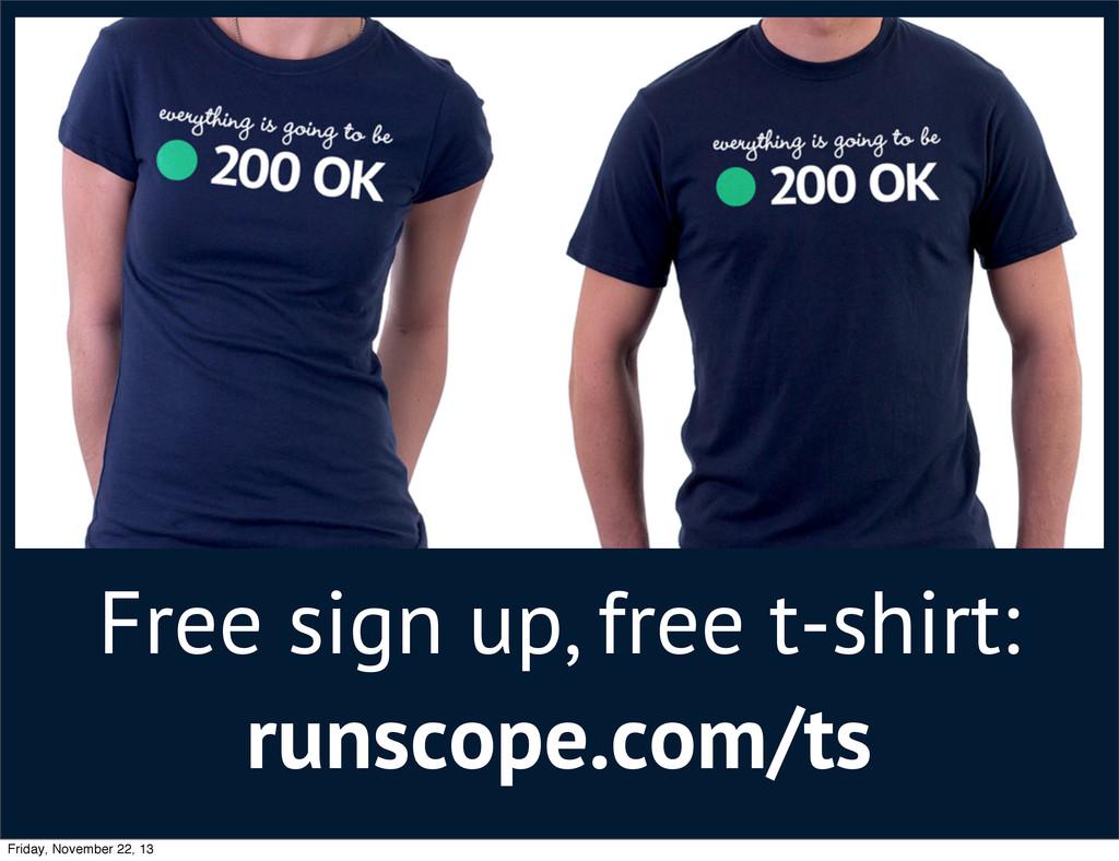Free sign up, free t-shirt: runscope.com/ts Fri...