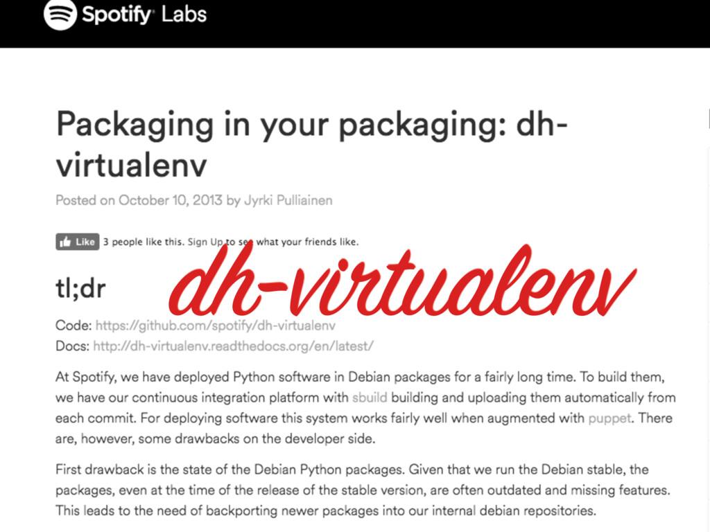 dh-virtualenv